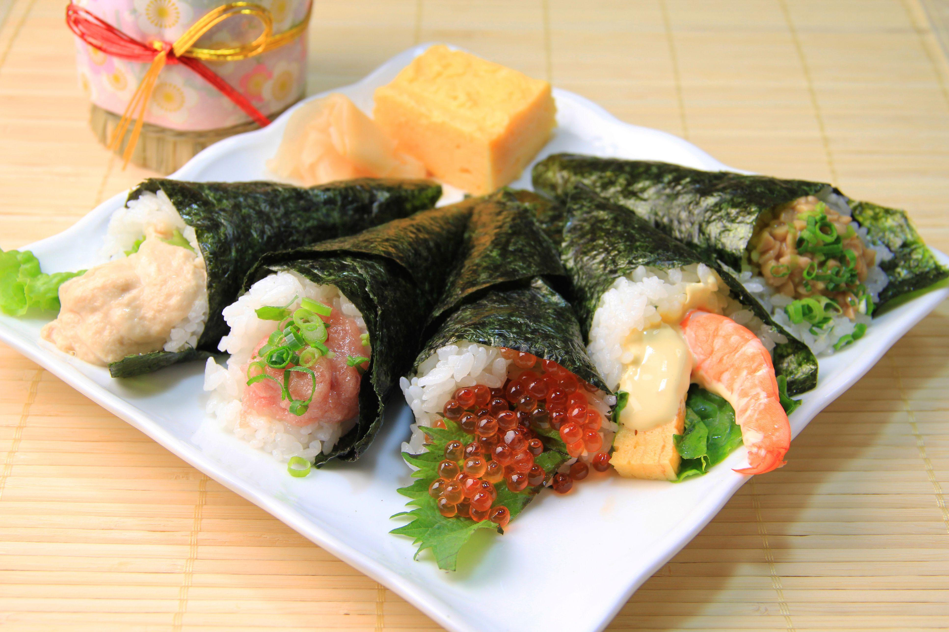 akademihoukiboshi-temaki-sushi